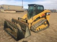 Equipment photo CATERPILLAR 279D SKID STEER LOADERS 1