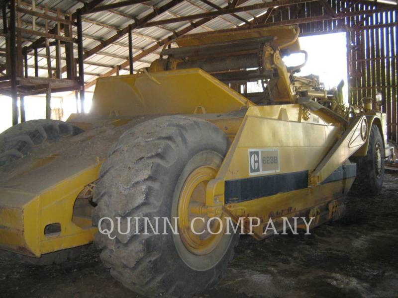 CATERPILLAR WHEEL TRACTOR SCRAPERS 623B equipment  photo 2