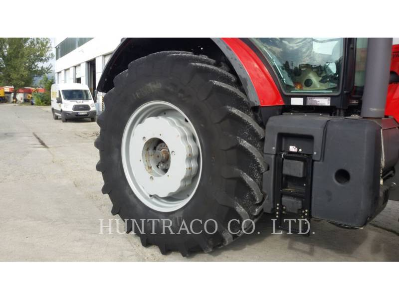 AGCO-MASSEY FERGUSON AG TRACTORS MF8680 equipment  photo 5
