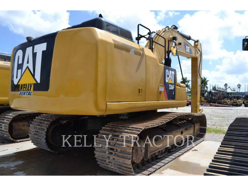 CATERPILLAR ESCAVATORI CINGOLATI 336FL equipment  photo 3