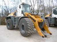 Equipment photo LIEBHERR L580 WHEEL LOADERS/INTEGRATED TOOLCARRIERS 1