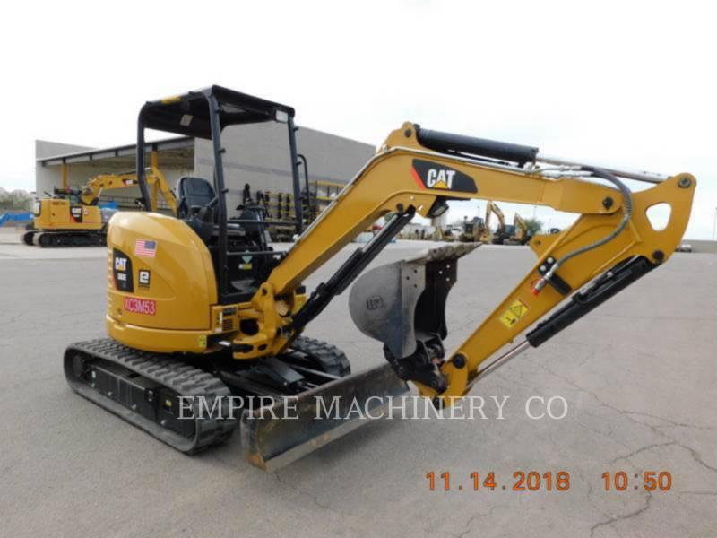 CATERPILLAR 履带式挖掘机 303ECR equipment  photo 1