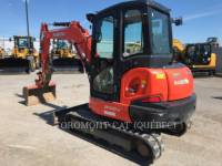 KUBOTA CANADA LTD. TRACK EXCAVATORS KX040 equipment  photo 2