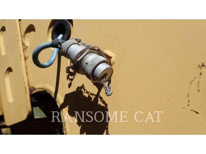 CATERPILLAR TELEHANDLER TH580B equipment  photo 11