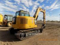 CATERPILLAR TRACK EXCAVATORS 308E2 SB equipment  photo 3