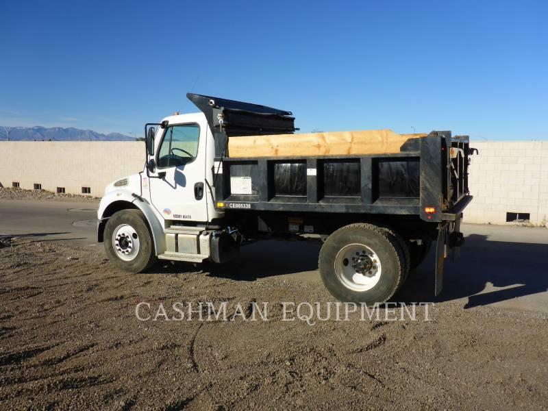 FREIGHTLINER DUMP TRUCKS BUSINESS CLASS M2 equipment  photo 4
