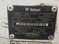 BOBCAT PALE COMPATTE SKID STEER S450 equipment  photo 10