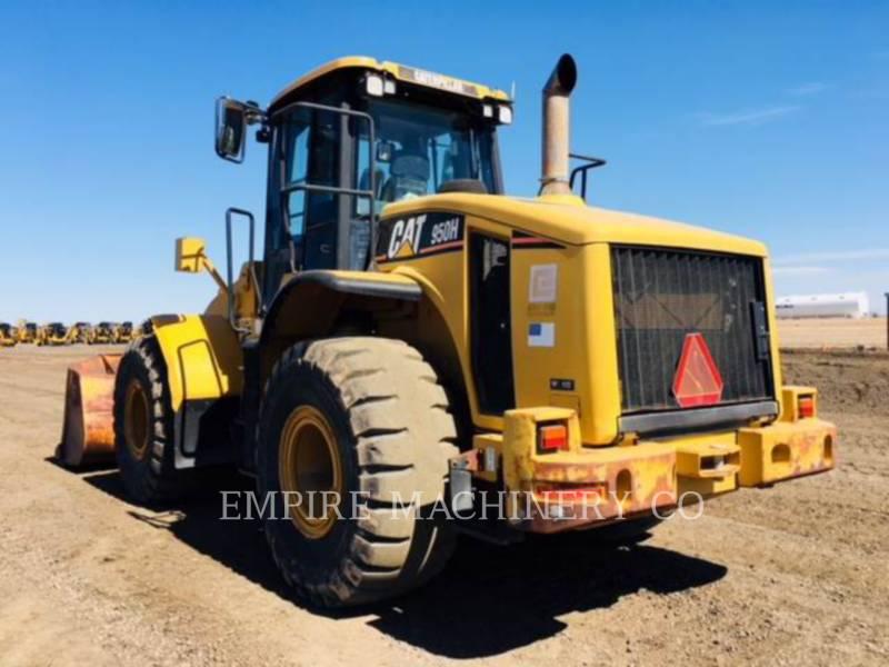 CATERPILLAR CARGADORES DE RUEDAS 950H equipment  photo 3