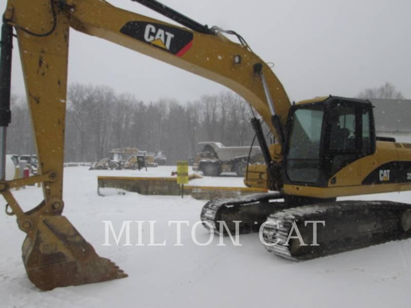 CATERPILLAR TRACK EXCAVATORS 320D equipment  photo 1
