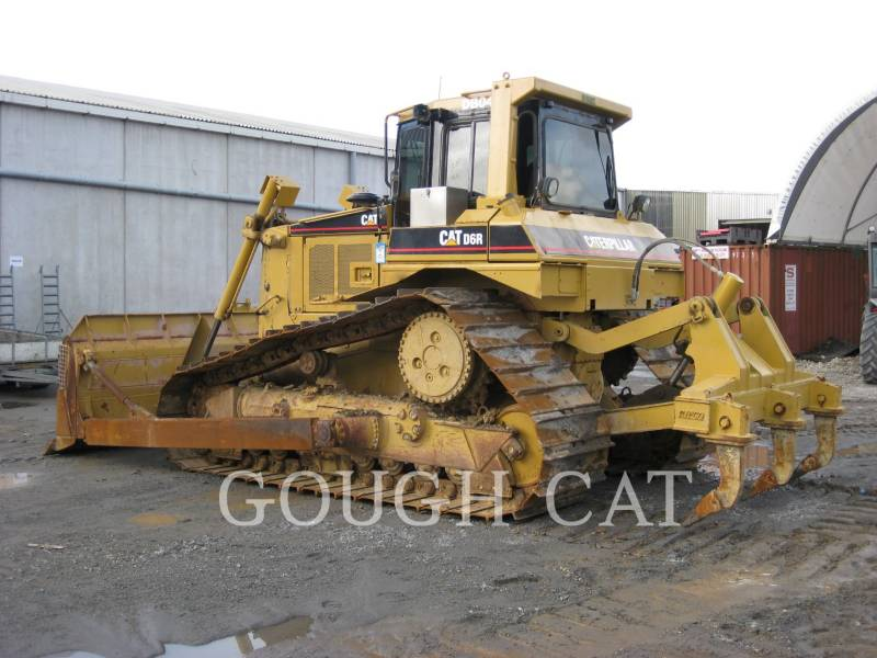 CATERPILLAR TRACK TYPE TRACTORS D6RLGP equipment  photo 4