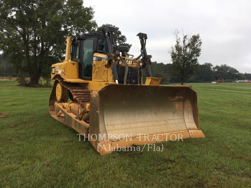 CATERPILLAR TRACTOREN OP RUPSBANDEN D6T equipment  photo 3