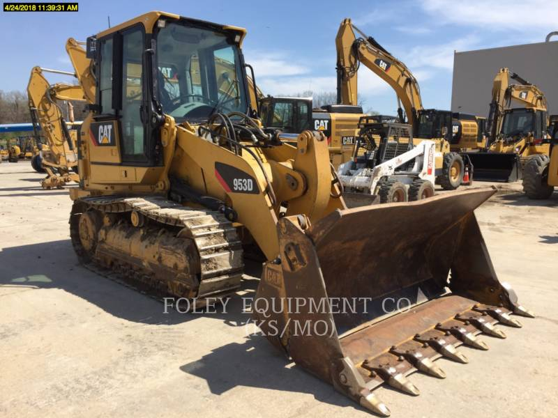 CATERPILLAR 履帯式ローダ 953D equipment  photo 2