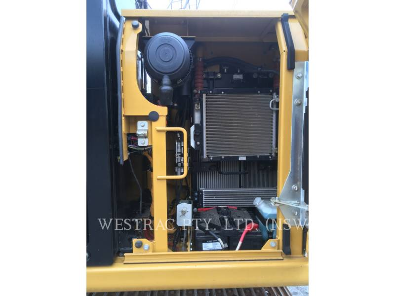 CATERPILLAR TRACK EXCAVATORS 312E equipment  photo 8