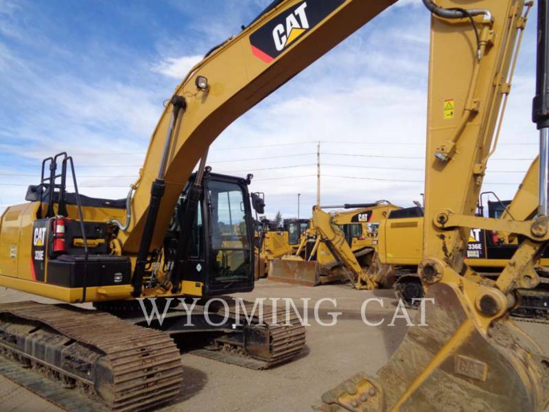 CATERPILLAR トラック油圧ショベル 320EL equipment  photo 10
