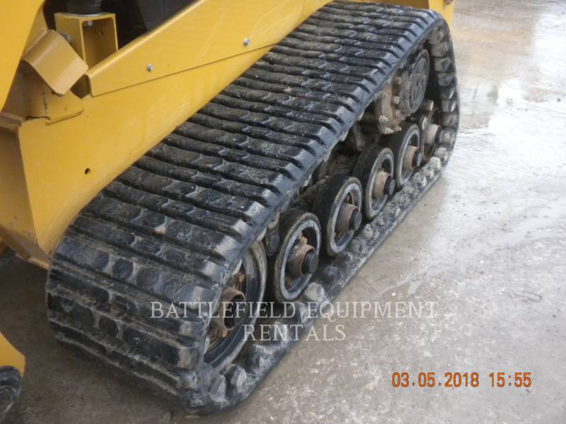 CATERPILLAR MULTI TERRAIN LOADERS 257DLRC equipment  photo 11