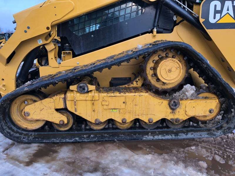 CATERPILLAR MULTI TERRAIN LOADERS 289D equipment  photo 12