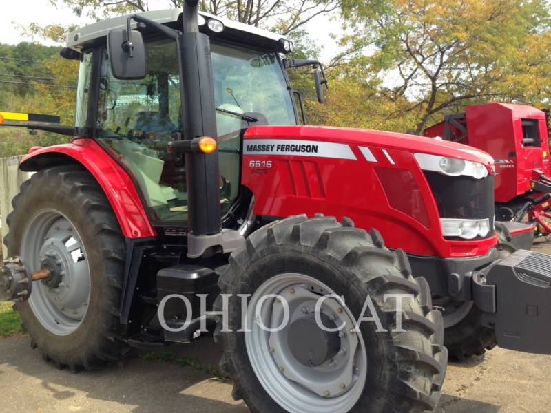 AGCO-MASSEY FERGUSON TRACTEURS AGRICOLES MF6616 equipment  photo 7