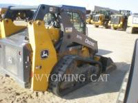JOHN DEERE SKID STEER LOADERS 317G equipment  photo 3