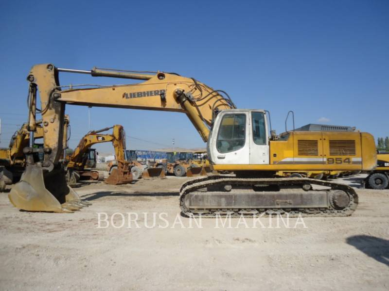 LIEBHERR MINING SHOVEL / EXCAVATOR R954C equipment  photo 7