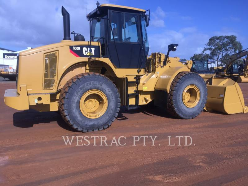 CATERPILLAR MINING WHEEL LOADER 950H equipment  photo 2