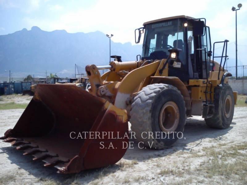 CATERPILLAR CARGADORES DE RUEDAS 950H equipment  photo 2