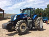 NEW HOLLAND LTD. LANDWIRTSCHAFTSTRAKTOREN T8.330 equipment  photo 2