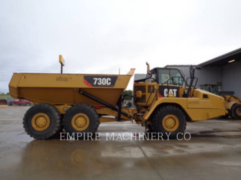 CATERPILLAR OFF HIGHWAY TRUCKS 730C equipment  photo 6