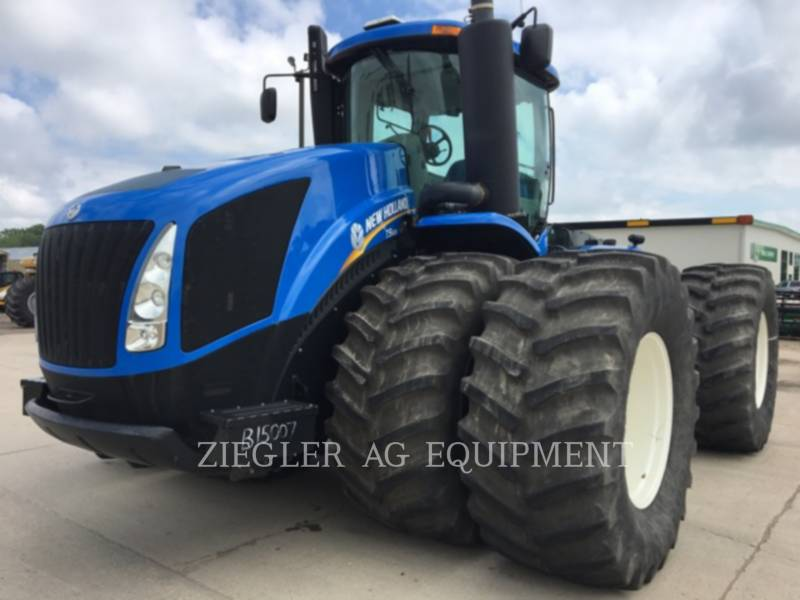 NEW HOLLAND LTD. TRACTORES AGRÍCOLAS T9.615 equipment  photo 3