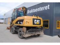 CATERPILLAR ESCAVADEIRAS DE RODAS M315D equipment  photo 6