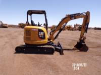 CATERPILLAR TRACK EXCAVATORS 303.5 E2 CR equipment  photo 6