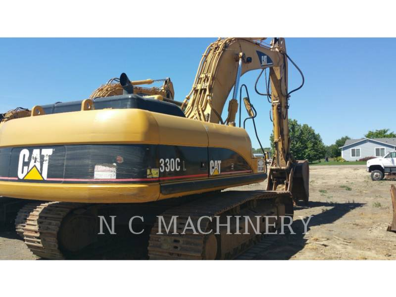 CATERPILLAR EXCAVADORAS DE CADENAS 330C L equipment  photo 4