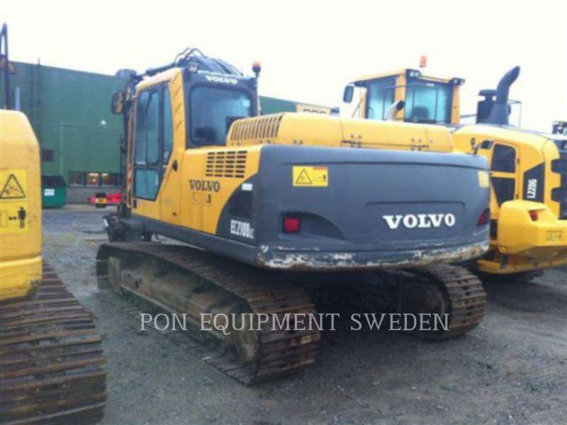 VOLVO CONSTRUCTION EQUIP BRASIL EXCAVATOARE PE ŞENILE EC210 equipment  photo 5