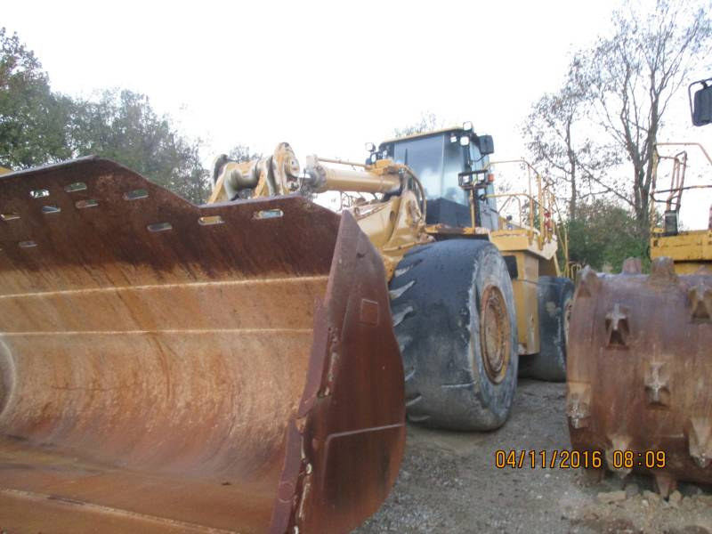 CATERPILLAR 采矿用轮式装载机 988H equipment  photo 3