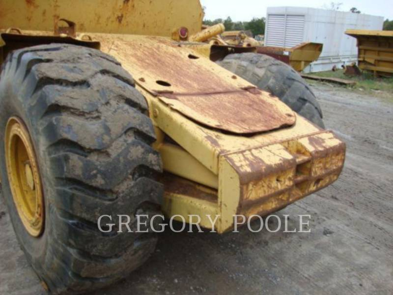 CATERPILLAR WHEEL TRACTOR SCRAPERS 613B equipment  photo 12