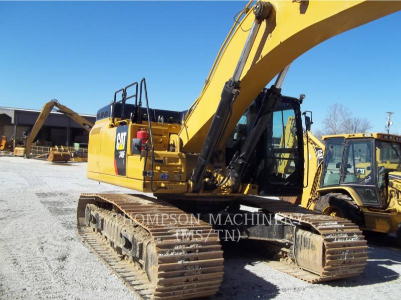 CATERPILLAR PELLES SUR CHAINES 349F equipment  photo 2