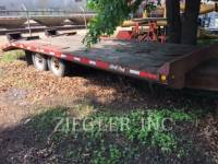 Equipment photo RH REDI HAUL TRAILERS MR212PFE TRAILERS 1