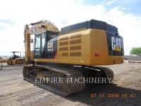 CATERPILLAR トラック油圧ショベル 349FL equipment  photo 3
