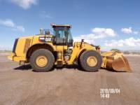 CATERPILLAR RADLADER/INDUSTRIE-RADLADER 980M equipment  photo 6