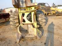 JOHN DEERE FORESTRY - FELLER BUNCHERS - WHEEL 643K equipment  photo 8