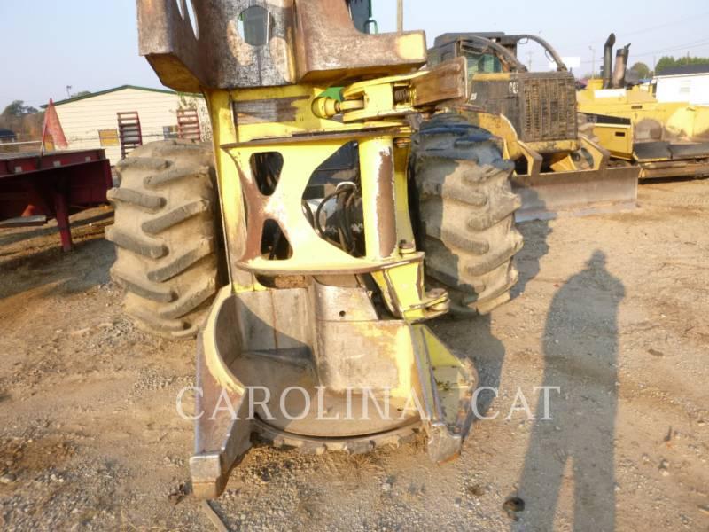 JOHN DEERE FORESTAL - TALADORES APILADORES - DE RUEDAS 643K equipment  photo 8