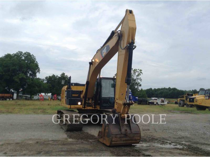CATERPILLAR KETTEN-HYDRAULIKBAGGER 320E/HYD equipment  photo 1