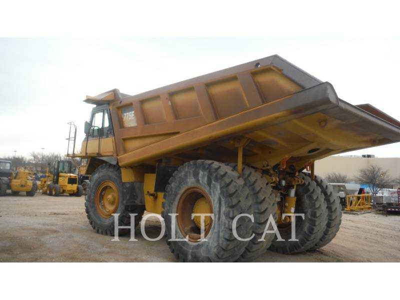 CATERPILLAR OFF HIGHWAY TRUCKS 775E equipment  photo 3