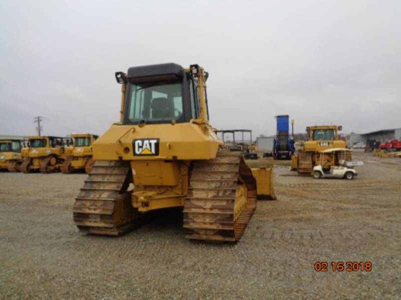 CATERPILLAR CIĄGNIKI GĄSIENICOWE D6NLGP equipment  photo 23