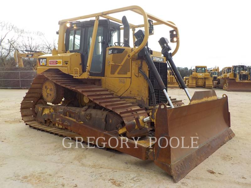 CATERPILLAR TRACTOREN OP RUPSBANDEN D6TLGP equipment  photo 5