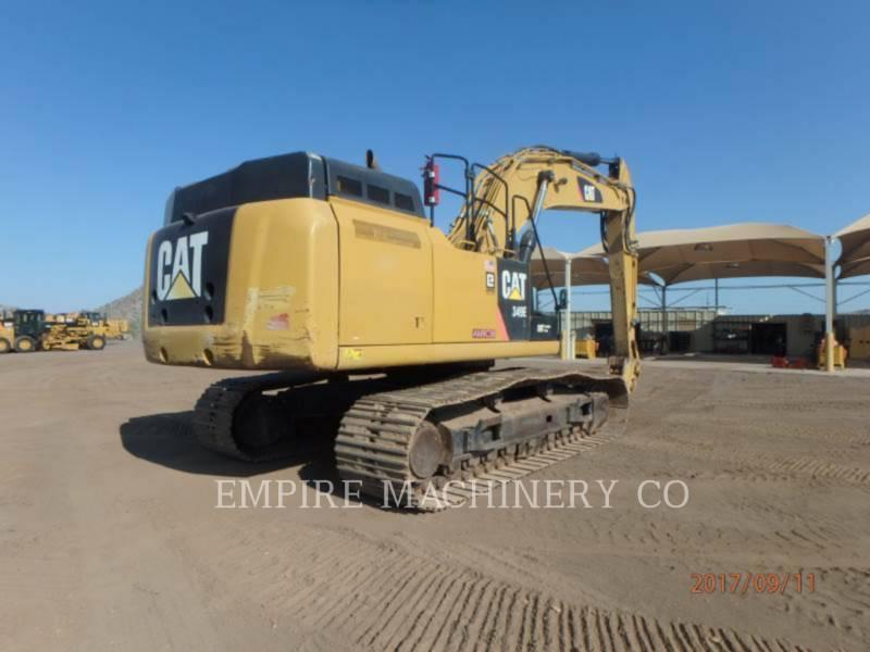 CATERPILLAR トラック油圧ショベル 349EL    P equipment  photo 2