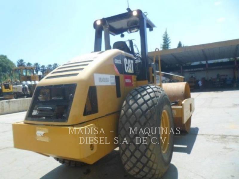 CATERPILLAR COMPACTADORES CS-533E equipment  photo 5