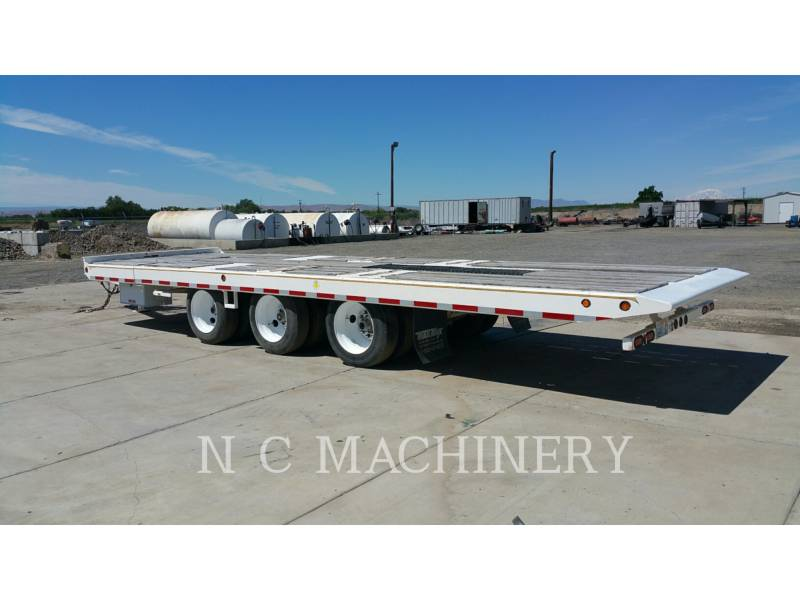 TRAILMAX TRAILERS TRD54T equipment  photo 1