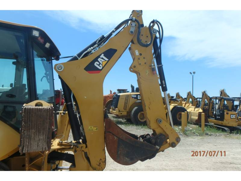 CATERPILLAR BACKHOE LOADERS 416F2ST equipment  photo 6