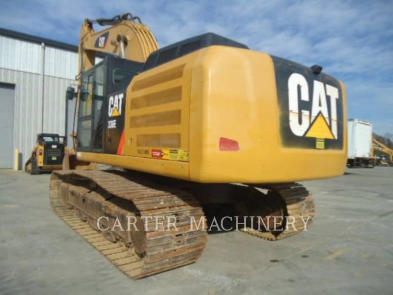 CATERPILLAR TRACK EXCAVATORS 336EL 12 equipment  photo 4