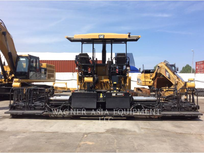 Caterpillar BETONIERE DE ASFALT AP-655D equipment  photo 6